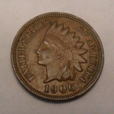 1906 P Indian Head Cent Penny  *AG OR BETTER*  **FREE SHIPPING**