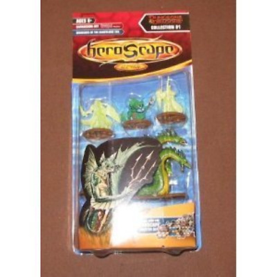 Heroscape Expansion XI D&D Warriors of the Ghostlight Fen By Wizards of the Coas