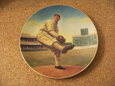 Bradford Exchange 12th plate in Series Lefty Grove His Greatest Season Athletics