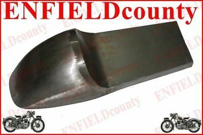 Raw Bare Metal Benelli Mojave Cafe Racer 260 360 Seat Base Plate Repro Unit @de