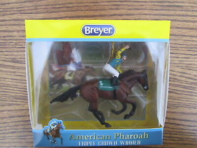 Breyer Horses Christmas Ornament American Pharoah Triple Crown Winner #9179 /NIB