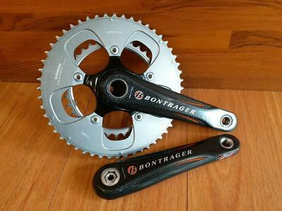 Bontrager Carbon Crankset with Sram Chainring 52T/36T 24mm Spindle
