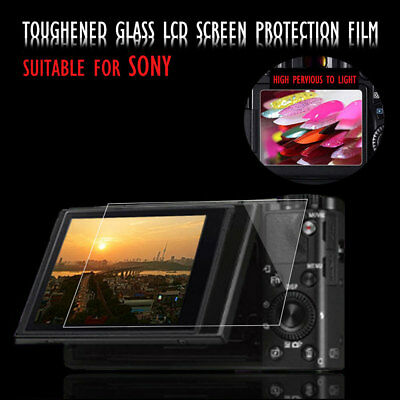 for Sony A6000 A6300 A6500 Tempered Glass Protective Film Screen Protector