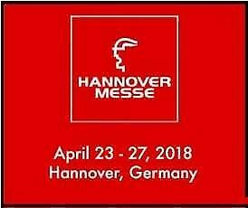 Dauerticket Ticket HANNOVER MESSE & CeMAT 23.-27.04.2018 Messe Hannover