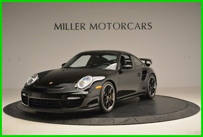 2008 Porsche 911 GT2 2008 Porsche GT2 Black/Black Fully Loaded 1 Owner