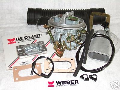 Suzuki Vitara Weber 32/36 Dgv Manual Choke Genuine Carb/carburettor Kit