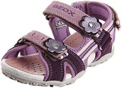 e2c2f1ab30df SALE! WAS £42.95 - Geox  Roxanne  Girls Pink Sandals