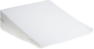 Foam Bed Wedge Pillow Cushion with Cover
