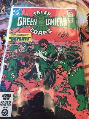 Tales of the Green Lantern Corps #2 (Jun 1981, DC)