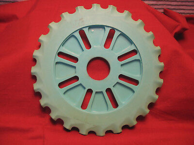 Seed Planter Plate Lustran Farm Implement Seed Planter Plate C-14-24 Crafts