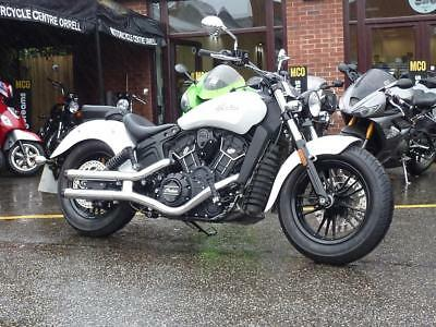 INDIAN SCOUT SIXTY 2016 only 710 miles AS BRAND FIRE NW