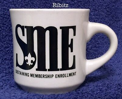 BSA Mug SME Sustaining Membership Enrollment - Old FOS Friends of Scouting