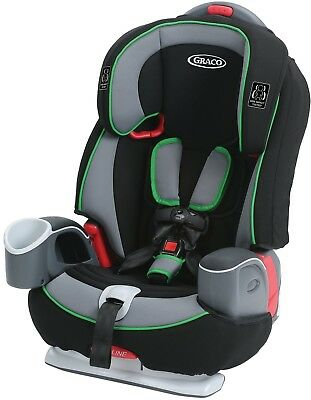 Graco Nautilus 65 3-in-1 Harness Booster Car Seat Fern Baby First Safe Best Sell