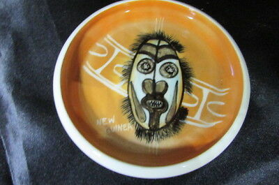 Vintage Studio Anna New Guinea Mask Pin Dish