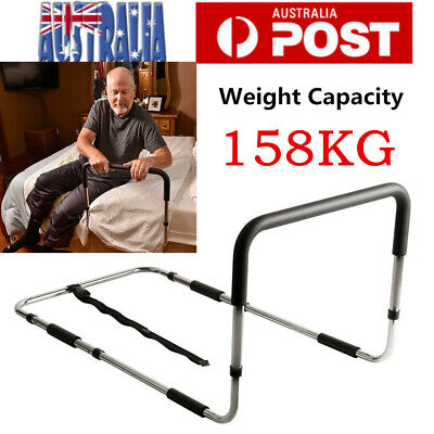 Bed Assist Rail Grab Support Bar Handle Safety Bar Disability Elderly Rails