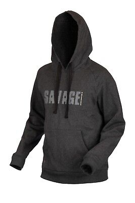 Angelsport Savage Gear Simply Savage Hoodie Pullover Pulli Angelpullover XXL Pullover & Sweaters