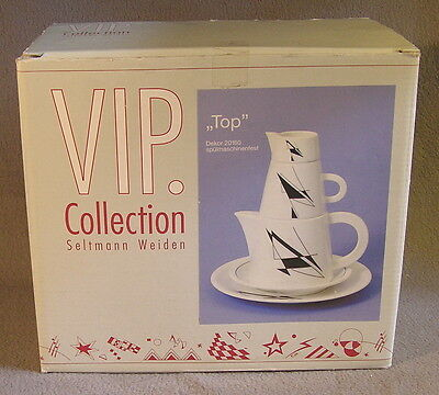 "Seltmann Weiden VIP Collection ""Top"" Dekor 20160 in Originalverpackung (1)"