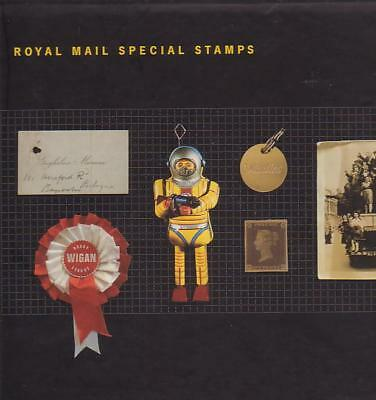 UK GB Royal Mail 1995 Special Stamps #12  MUH