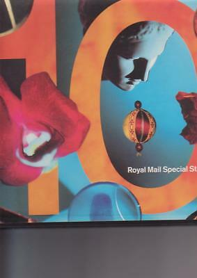 UK GB Royal Mail 1993 Special Stamps #10  MUH
