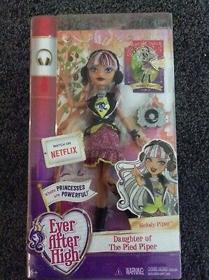 Melody Piper Daughter Of The Pied Piper Ever After High Doll New