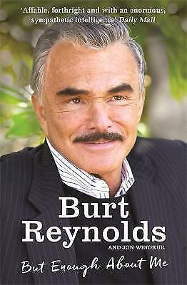 But Enough About Me, Reynolds, Burt, New Book