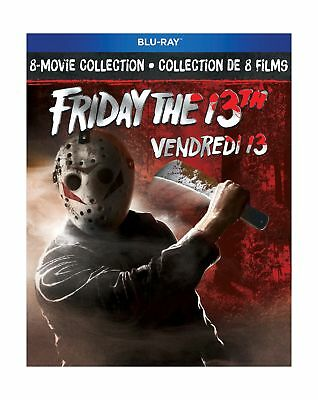 Friday The 13th The Ultimate Collection [Blu-ray] New