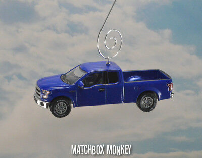 2016 Ford F-150 Lariat Ext Cab Pickup Truck Christmas Ornament Off Road 4x4 FX4
