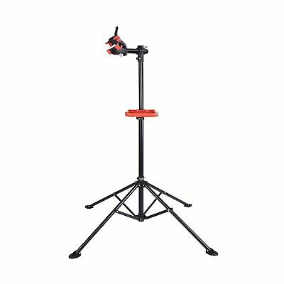 Stanz (TM) Adjustable Bike Repair Stand - Includes Tool Tray - 75 LBS Cap... New