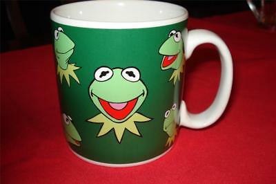 Muppet Kermit The Frog Decal Many Faces Mug Applause