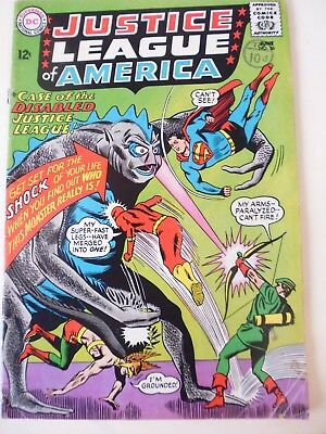 Justice League Of America Issue # 36. June 1965. Dc Comics. Vg