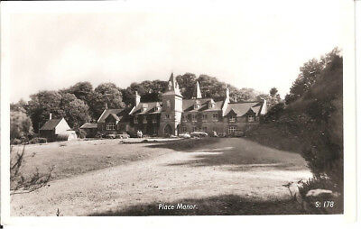Postcard Place Manor Cornwall