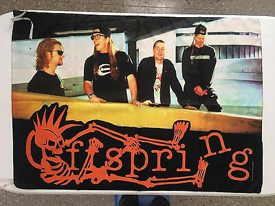 Offspring,1995 Authentic,official Textile Poster Flag