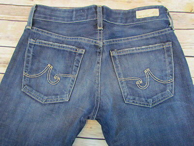 AG Jeans Adriano Goldschmied 26 R PIPER Slouchy Slim distressed  #B53
