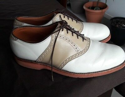 40,s 50,s chaussures saddles shoes USA