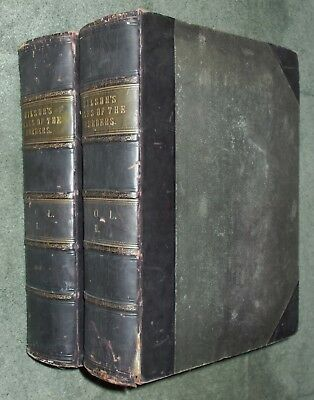 Wilson's Tales Of The Borders - 3 Series in 2 Large Volumes - Adam & Co c1885?