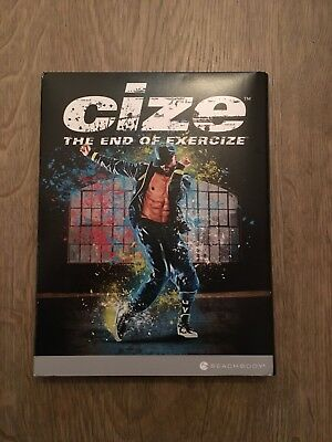 Cize - The End of Exercise - Shaun T, Used Once, In Presentation Box