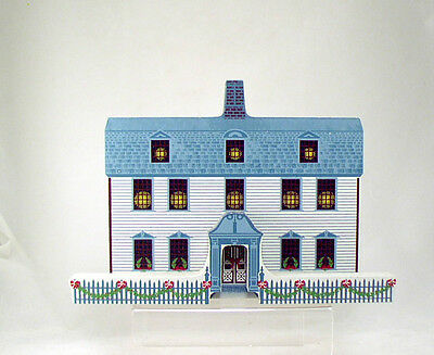 Shelia's DWIGHT HOUSE Deerfield, Mass. 1725 Christmas In Colonial New England