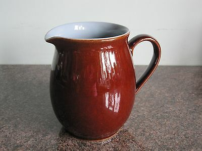 Denby - Homestead - Brown/Blue - 1 1/2 Pint Jug