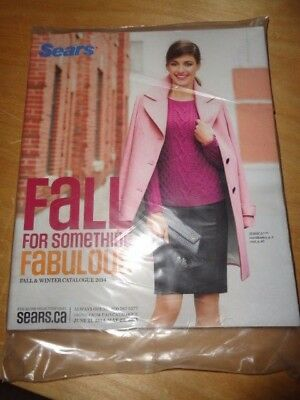 Sears Catalog Fall  & Winter 2014