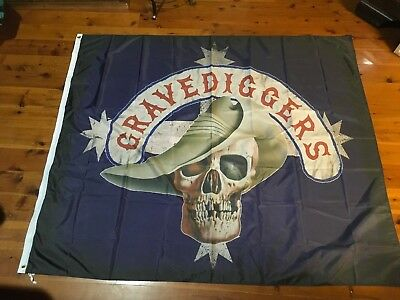 Southern cross stone poster bike  poolroom flag stone aussie movie huge Mancave