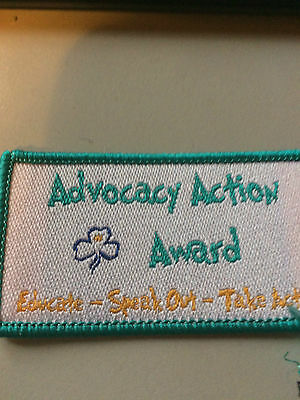 Girl Guides / Scouts Advocacy Action