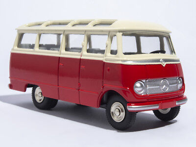 1/43 DINKY TOYS 541 PETIT AUTOCAR MERCEDES-BENZ BUS CAR MODEL for COLLECTION