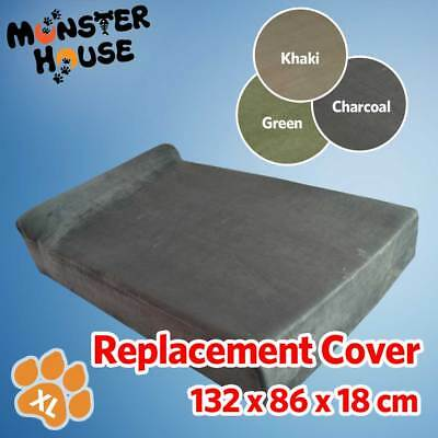 Replacement Cover For Gel Infused Memory Foam Orthopedic Dog Bed Xl Size