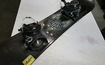 Vice 5150 155cm Snowboard with bag - RT108707