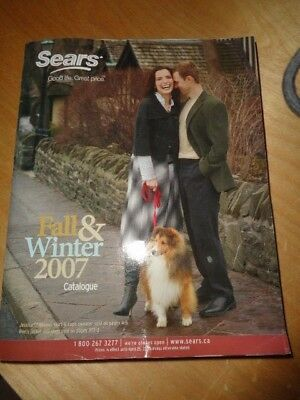 Sears Catalog Fall & Winter 2007