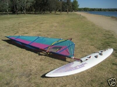 Windsurfer - Everything you need with a spare sail included!