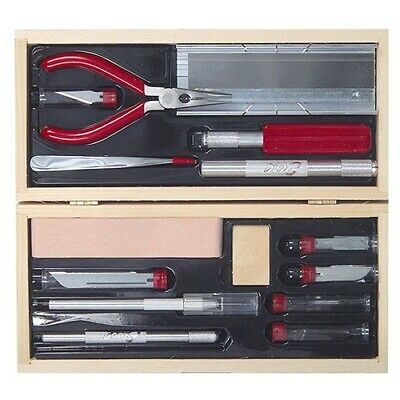 Deluxe Ship Modelers Hobby Tool Set in Box