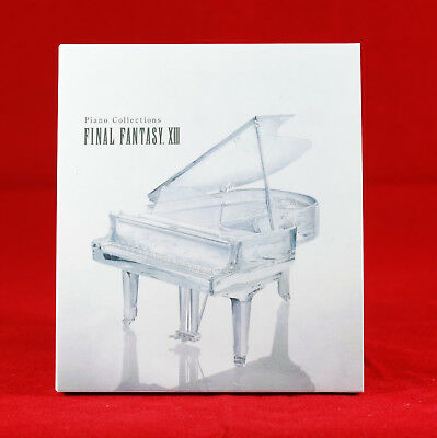 Final Fantasy XIII Piano Collections Sound Track CD (MICA-1150) MIYA Records