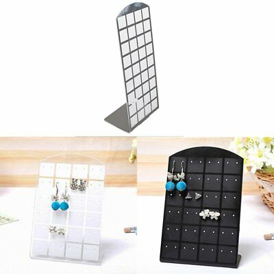 72 Holes/48 Holes Earrings Ear Studs Jewelry Display Stand Organizer Holder