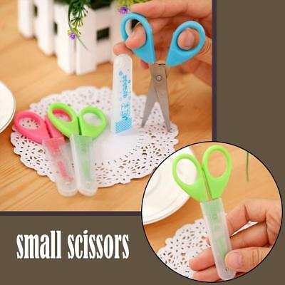 Quality Safety scissors Paper cutting safe scissors Children's handmade toys New